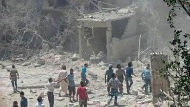 """Siria, """"operazione ospedali aperti""""  ad Aleppo e a Damasco"""