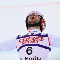 Sci, Mondiali: Hirscher oro nel gigante, italiani indietro
