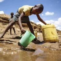 Somalia, la siccità devastando il paese