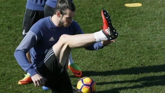 """Real Madrid, Bale torna tra i convocati. Zidane: """"Spero giochi qualche minuto"""""""