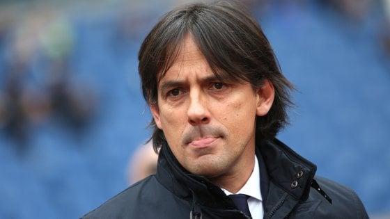 """Lazio, Inzaghi difende le punte: """"Critiche ingiuste agli attaccanti"""""""