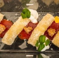 Mozzarella in festa: Bocconi d'autore a Paestum con Michele Deleo