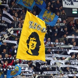 """Udinese in festa per Zico: """"Sognavo lo scudetto, ora potenzialità da big"""""""