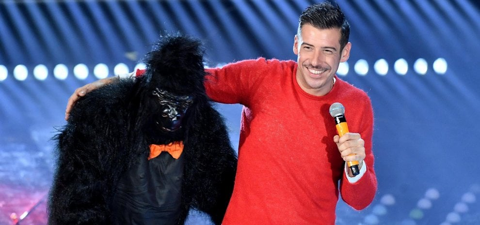 Sanremo fa tendenza, Gabbani in testa alle classifiche