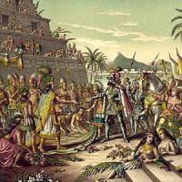 Gli Aztechi furono sterminati dalla salmonella portata dagli invasori al seguito di Cortez