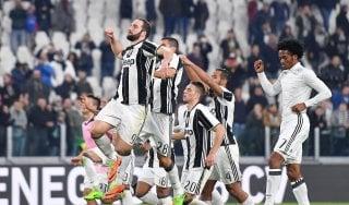 Juventus-Palermo 4-1, Dybala riscopre la via del gol: è di nuovo fuga