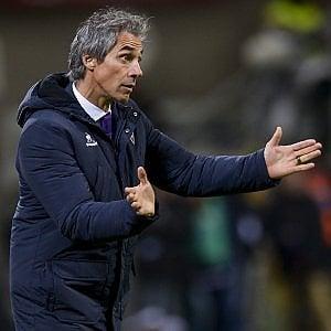 """Fiorentina, Sousa:  """"Saponara può giocare col Milan. E Baggio va ricordato sempre"""""""