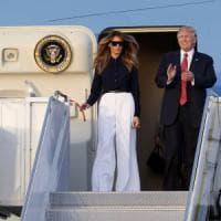 Viaggi e sicurezza: per Trump e il suo clan un conto da capogiro