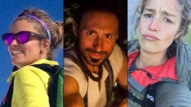 Trovati morti i tre scialpinisti italiani  dispersi sullo Chaberton in Francia