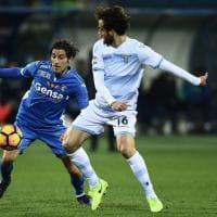 Empoli-Lazio, il film della partita
