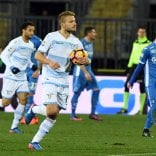 Empoli-Lazio, Keita e Immobile  firmano la rimonta: 1-2   Gol   /   ft