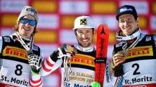 Nello slalom maschile trionfa Hirscher