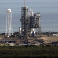 Nasa, il razzo di Space X lanciato da storica rampa delle missioni lunari