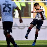 Sampdoria-Cagliari, il film della partita