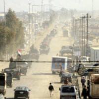 Iraq, l'esercito lancia l'offensiva per liberare Mosul dall'Isis