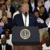 Donald Trump e l'attentato inesistente: