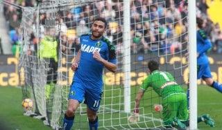 Udinese-Sassuolo 1-2: ai friulani non basta l'effetto Zico, colpo dei neroverdi