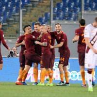 Roma-Torino 4-1: Dzeko segna ancora e arriva il poker