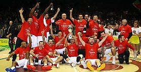 Coppa Italia, trionfo Milano Sassari ko in finale   Video     Ft