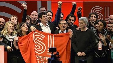 """Si, Fratoianni eletto segretario: """"Dialogo con minoranza Pd solo se stop a governo"""""""