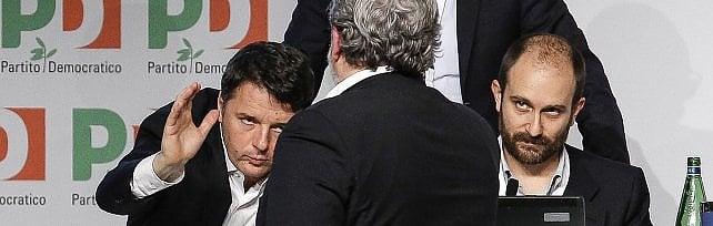 """Pd, la minoranza: """"Renzi ha scelto la scissione"""" Indetto il Congresso, il segretario tira dritto   vd"""