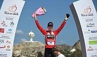 A Hermans il Giro dell'Oman  terzo posto per Aru