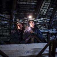 L'ultima lotta delle minatrici nelle Asturie