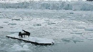 """Einaudi: """"Il mio piano per salvare l'Artico"""""""