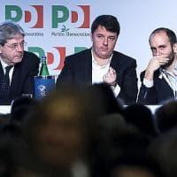 Pd, i piani di Renzi: primarie il 7 maggio e voto a settembre. Orlando si prepara alla...