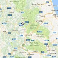 Terremoto, scossa di magnitudo 4 in provincia dell'Aquila