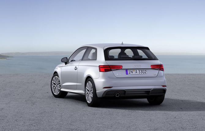 Un nuovo motore per la Audi A3