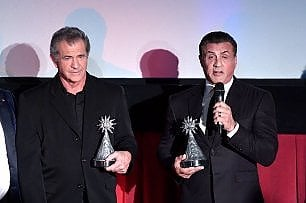 """Mel Gibson: """"Farò presto un film in Italia"""""""