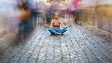 Al lavoro, al parco,  in viaggio: per meditare basta una app   Foto     di IRENE SCALISE
