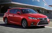 Icon, Lexus rilancia la CT Hybrid