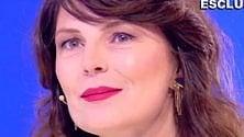 Marina La Rosa a Domenica Live 'Dopo il GF Taricone mi salvò'