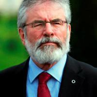 """Gerry Adams: """"L'Unione Europea era il garante della pace in Irlanda, ora referendum per..."""