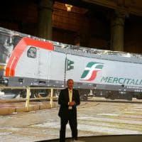 """Fs rilancia i treni merci: """"Li faremo diventare un business"""""""