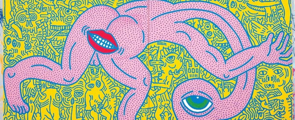 Keith Haring a Milano. Visioni oltre il pop