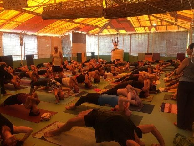 Ashtanga, lo yoga del respiro che piace agli occidentali