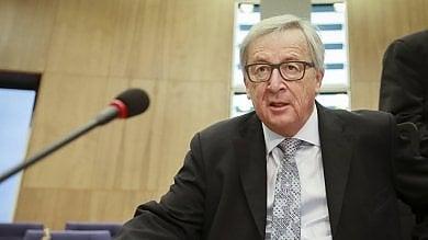 La manovra  alla Ue, l'incognita Juncker:   è pronto a lasciare  la presidenza