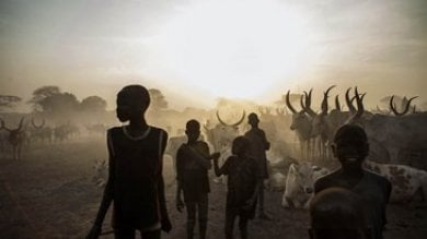 """Sud Sudan, la carestia ora è """"ufficiale""""  ma la gente muore di fame già da un po'"""