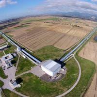 Nel cuore di Virgo, la tecnologia per la ricerca delle onde gravitazionali