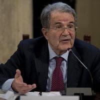 """Scissione Pd, Prodi: """"È un suicidio, non posso rassegnarmi: ho fatto decine di telefonate"""""""