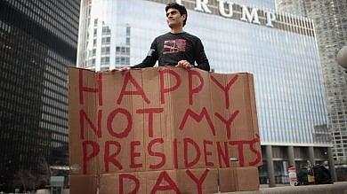 """Da Los Angeles a NY, migliaia in piazza contro Trump: """"Non è il mio presidente"""""""