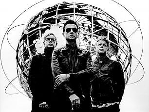 Depeche Mode, lo spirito elettronico della Terra