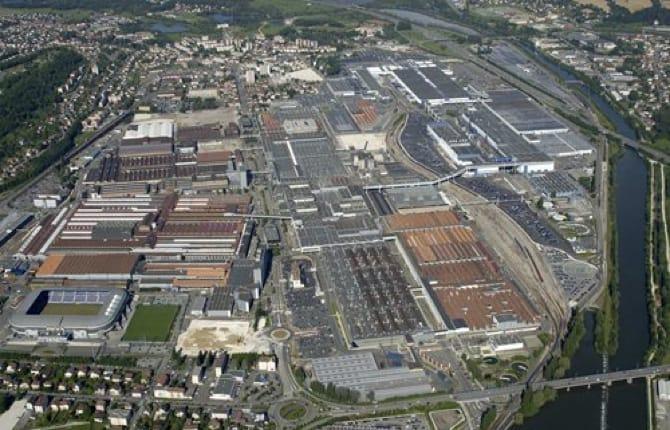 PSA investe 200 milioni di euro per «Sochaux 2022»