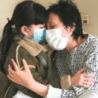 La bambina che commuove la Cina: donatrice a 8 anni per salvare la mamma