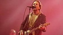 Eddie Vedder in concerto a Firenze il 24 giugno