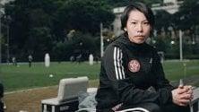 Chang, la ragazza di Hong Kong che sfida Scolari  e sogna Guardiola