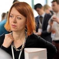 Fake news, la battaglia di Olga Yurkova: